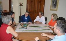 El futuro parque periurbano de Torre de Benagalbón acogerá el proyecto medioambiental del Club de Montaña de Rincón de la Victoria