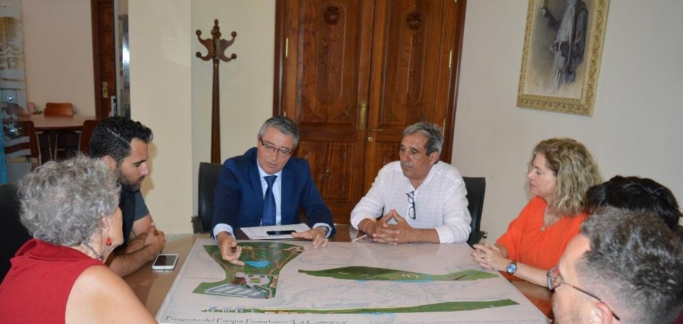 The future peri-urban park of Torre de Benagalbón will host the environmental project of the Mountain Club of Rincon de la Victoria