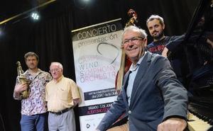 Nace en Málaga la banda con la que soñaba el maestro Puyana