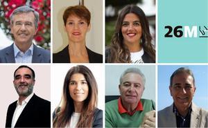 Entrevistas a los candidatos a la Alcaldía de Estepona en las elecciones municipales del 26M