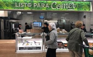 Mercadona venderá comida preparada para llevar en tres supermercados de Málaga