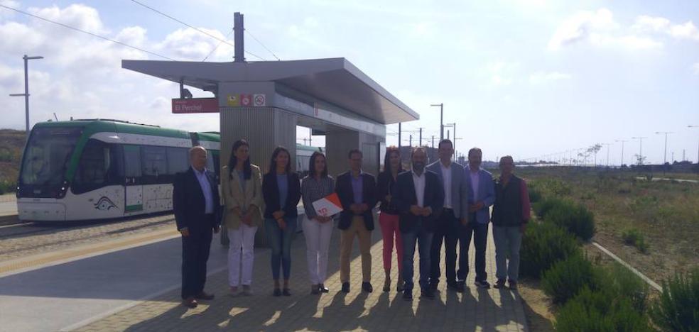 Ciudadanos propone una línea rápida de la EMT que una Málaga de este a oeste