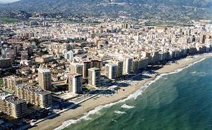 Muere un bañista de 51 años en una playa de Fuengirola