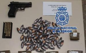 Cae un punto de venta de droga al menudeo en Nuevo San Andrés con la detención de una pareja de 22 años