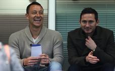 Dos leyendas del Chelsea frente a frente en la final de los 100 millones en Wembley