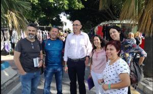 Adelante Málaga promete invertir 200 millones en los barrios