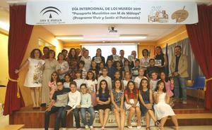 Pequeños embajadores de la cultura malagueña