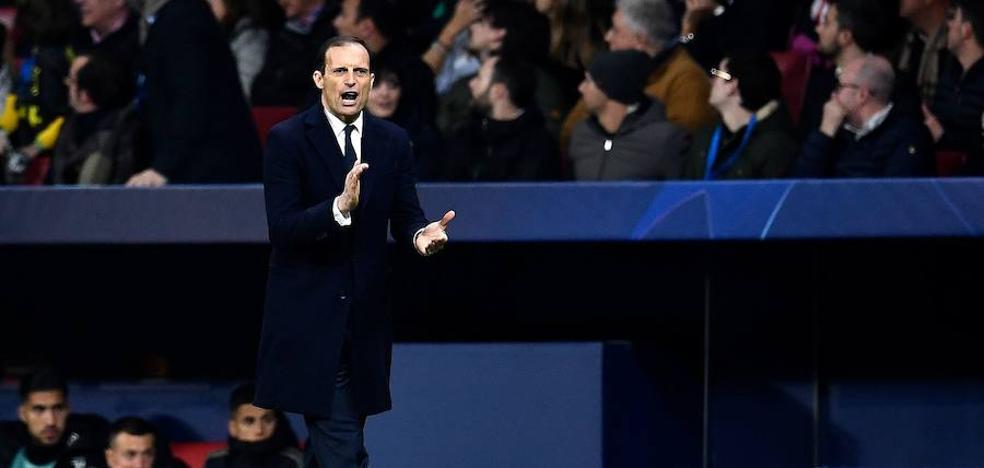 Allegri abandona la Juventus tras cinco temporadas