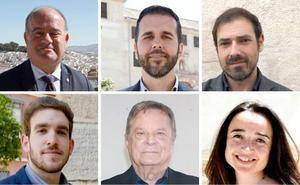 Entrevistas a los candidatos a la Alcaldía de Antequera en las elecciones municipales del 26M