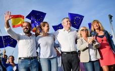 El partido naranja trabajará para que Málaga sea la tercera capital de España