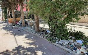 Polígono Guadalhorce: una zona siempre sucia