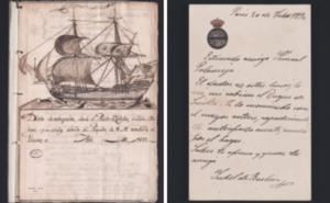 El Archivo de Indias exhibe las misivas del imperio español en América
