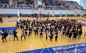 Rincón de la Victoria celebra el evento 'Cruz Roja se mueve' para promocionar los hábitos de vida saludable y la práctica deportiva