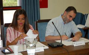 PSOE, IU Y PODEMOSPSOE, IU y Podemos reclaman un debate en la tv municipal