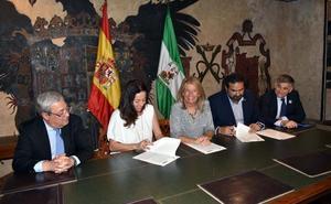 Acosol e Hidralia firman un convenio marco para impulsar inversiones hidráulicas en Marbella