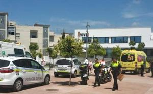 La víctima del apuñalamiento de Pedregalejo tiene más de diez heridas de arma blanca