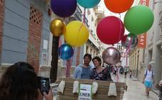 Málaga se llena de cultura en La Noche en Blanco 2019