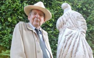 Muere el escultor Stefan von Reiswitz a los 87 años