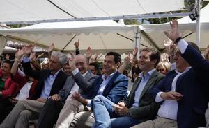 Casado: «Málaga es un escaparate de ensueño para todas las ciudades españolas y su alcaldía, una referencia»