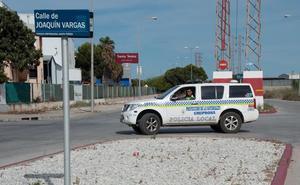 En estado crítico el joven atacado por una jauría de perros en un polígono de Málaga