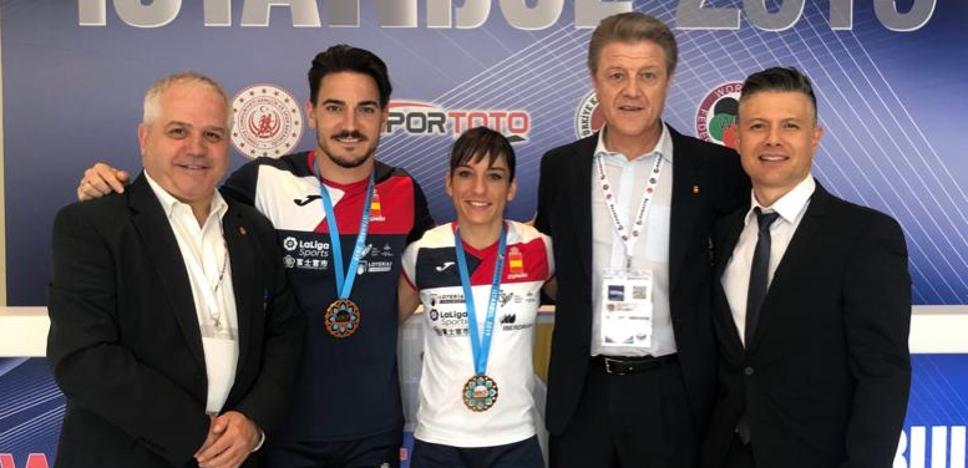 Damián Quintero logra el bronce en Estambul y sigue su carrera hacia los Juegos