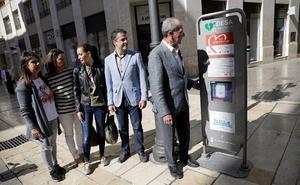 El alcalde quiere que Málaga sea la ciudad más cardioprotegida de España