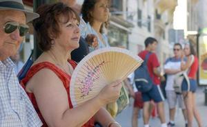 Las temperaturas suben y Málaga volverá a rozar los 30ºC este lunes