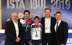 Damián Quintero logra el bronce en Estambul y sigue su carrera hacia los Juegos Olímpicos