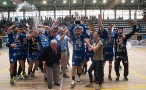 El Gaes Málaga consigue el ascenso a División de Honor Plata