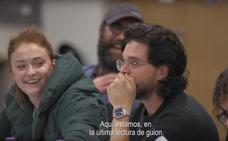 Un documental descubre los secretos de la última temporada de 'Juego de Tronos'