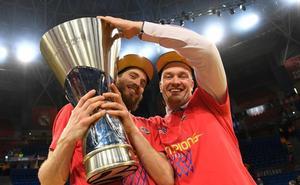 El Chacho reconquista Europa con el CSKA