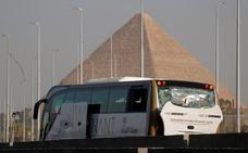 El terror vuelve a golpear a las puertas de las pirámides