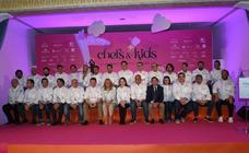 Una clase de cocina de lujo con 47 chefs estrella Michelin
