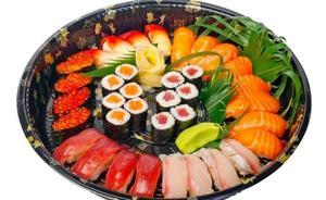 Viaje a Okinawa: Los alimentos, mejor de colores