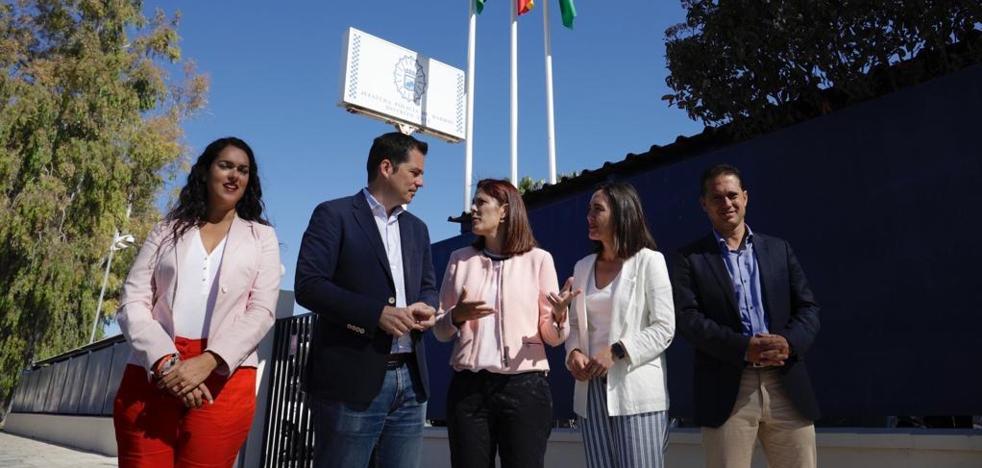 Ciudadanos plantea incrementar «al máximo legal» la plantilla de Policía Local y Bomberos