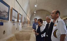 La Casa Fuerte Bezmiliana acoge 'Hombres y barcos. La fotografía de la Marina española en el Museo Naval'