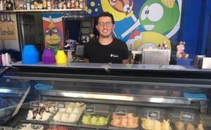 «Los helados de pistacho de Sicilia y avellana son los más demandados»