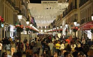 La Noche en Blanco pierde público y baja de las 200.000 visitas