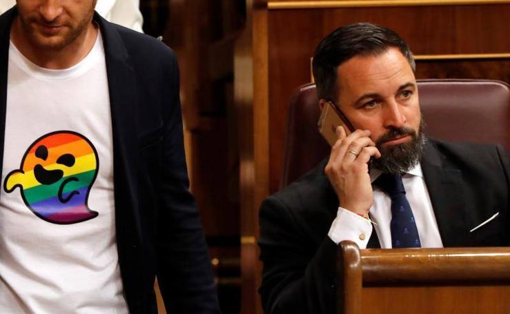Las fotos más curiosas del nuevo Congreso de los Diputados