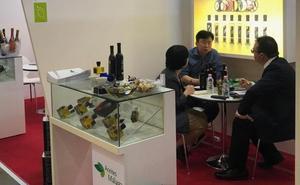 Aceites Málaga y Prolongo se promocionan en Corea del Sur