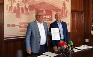 Se aprueba la licencia de obras para el nuevo instituto de San Pedro