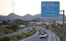 La mejora de los accesos reduce en más de diez minutos la entrada al PTA en hora punta
