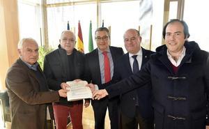 ADIPA recibirá un millón de Diputación para su nueva residencia e Antequera