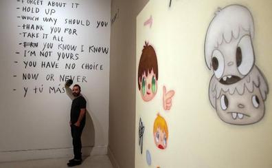 Javier Calleja convierte la galería alemana Zink en una cámara de las maravillas