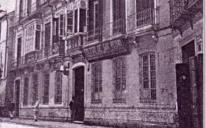 Cuando Blas Infante estudió en Málaga