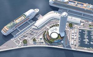 La Junta pide volver a informar sobre la torre del puerto en la licencia de obras