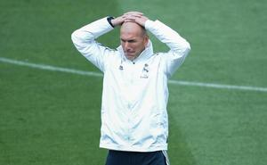 El tiempo de Zidane empieza a correr