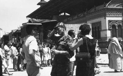 Cuando Alain Delon vino a rodar y se compró una casa en Benalmádena