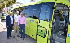 En marcha la nueva línea de bus que recorre Añoreta y Parque Victoria