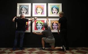 La Térmica muestra a un Banksy inédito en España